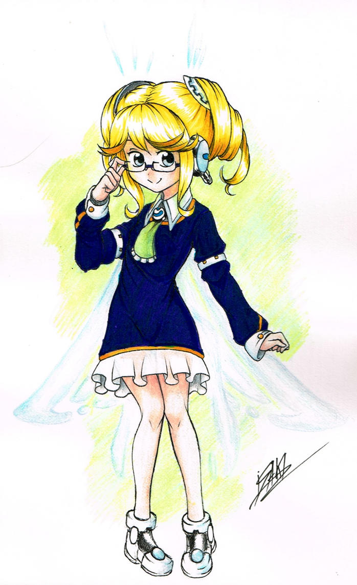 [HDN] Megane Histy by Men-dont-scream