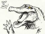 crocodile PSA
