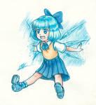 [Touhou] Ice2x Baby