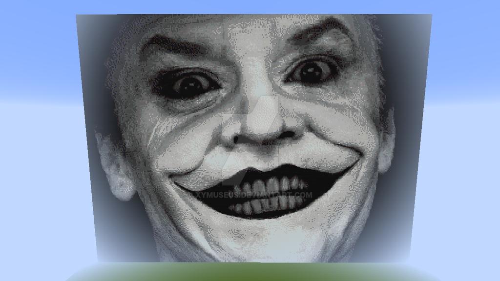 The Joker (Jack Nicholson) By