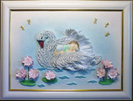 swan cradle