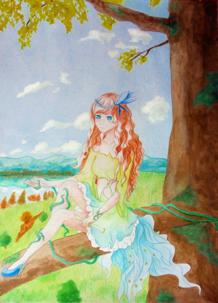 Fall by YumeLyd