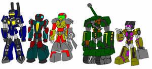 Transformers Matrix: Combaticons by KaijuGuy19
