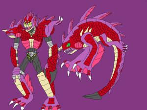 Transformers Beast Kingdom: Injector