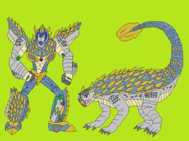 Transformers Beast Kingdom: Centurion