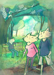 Cat city - The park