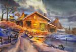 Watercolor 991030