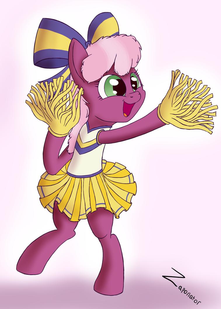 Cheerileader by zaponator