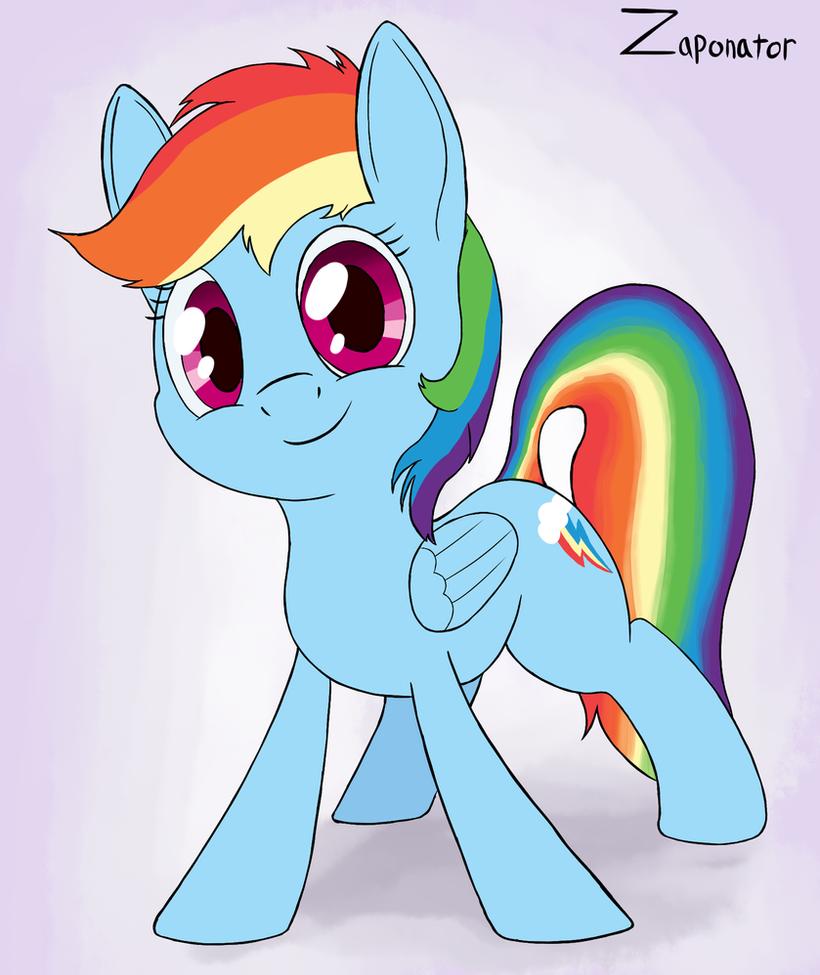 Rainbow by zaponator