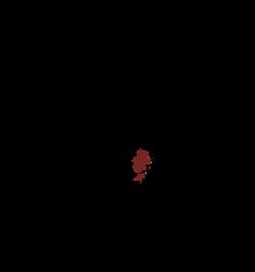 Yukine - lineart by Paalinka
