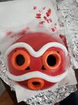 San Mask/ Princess Mononoke by Marshmyuu