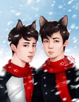 Kaisoo Kittens
