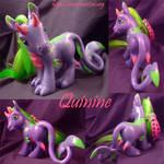 Quinine Pony Commission Detail