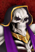 Sketchtober #6 Overlord