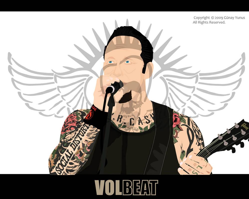 Michael poulsen tattoo