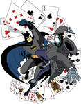 Batman Fights Joker