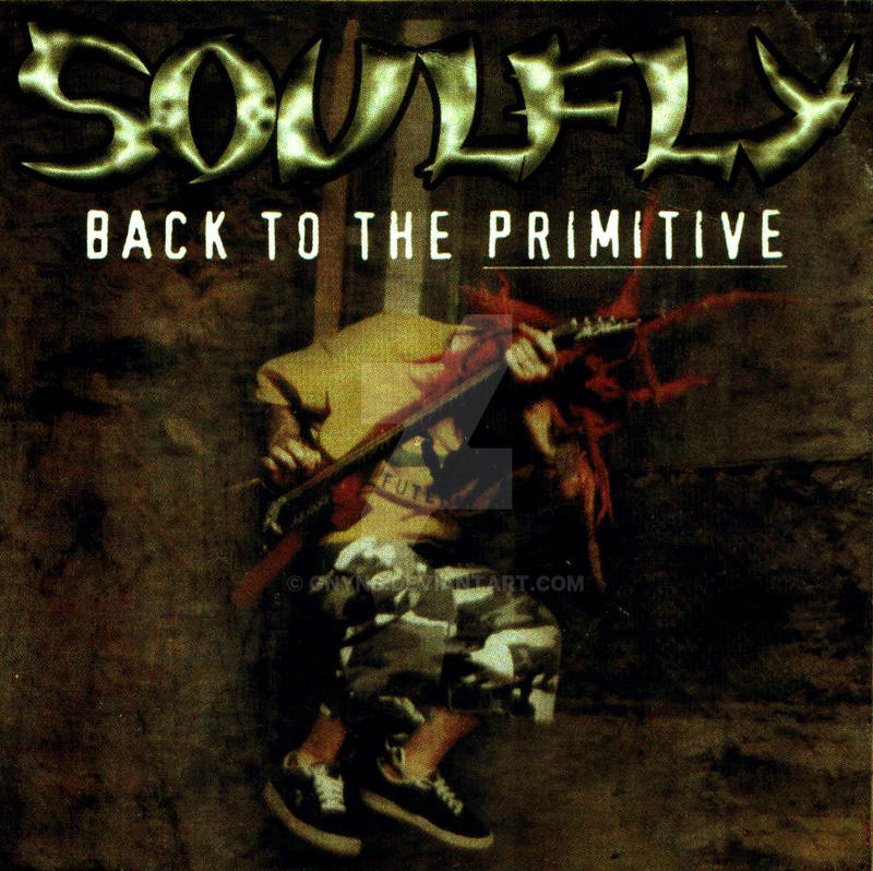 Soulfly Or Max Cavalera By Gnyns On Deviantart