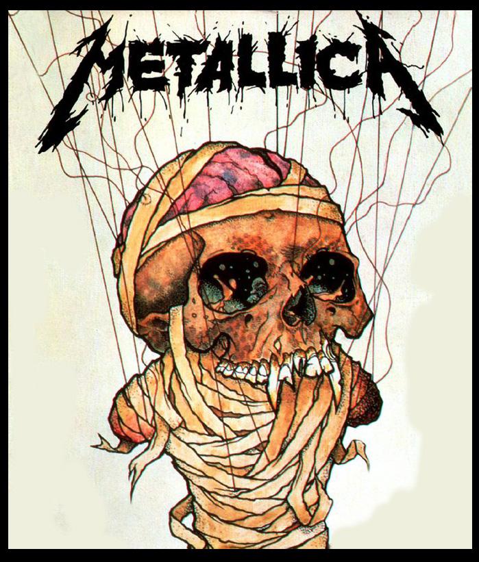 Oldschool Metallica by gnyns