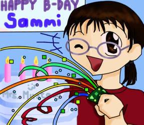 Happy B-day EyesofCrimson :3 by neko-suki