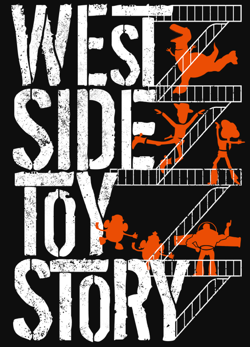 West Side Toy Story by MitchLudwig