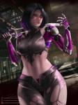 Alita Battle Angel Illlustration Sexy/NSFW