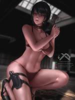 Ada Wong SEXY/NSFW