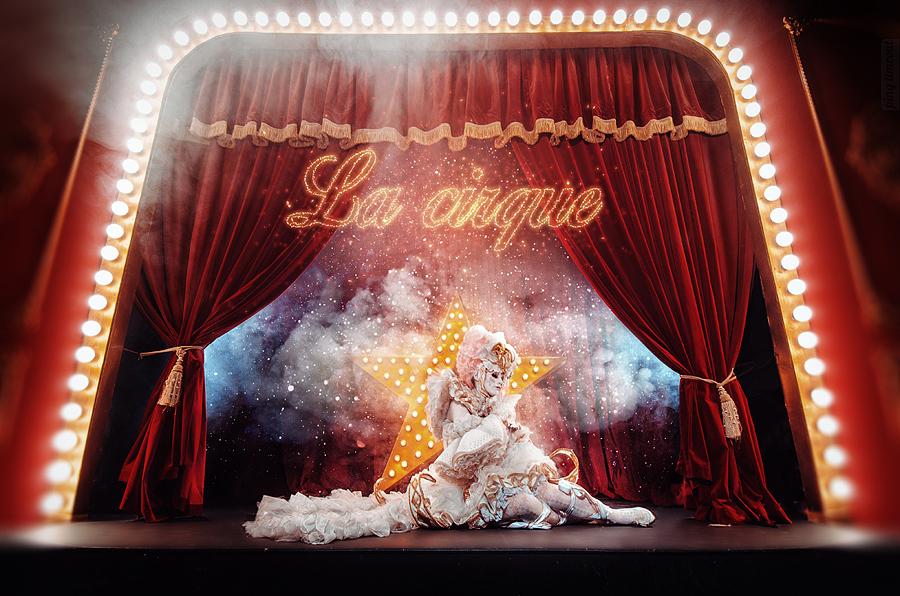 Sakizo artworks :: La Cirque by pingtimeout