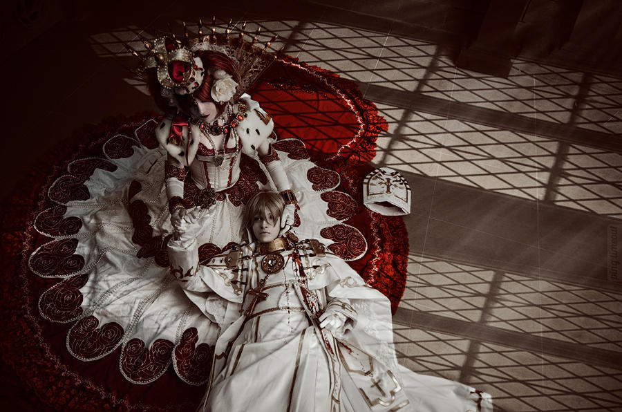 Trinity Blood :: Pope's Death