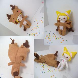 Tiffani's Truffle Costume by kreatinginsecurities