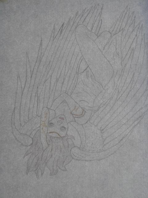 Fallen Angel by Sharon1997