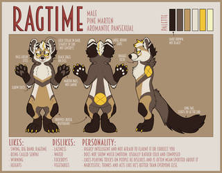 Ragtime Reference 2015 by Sevech