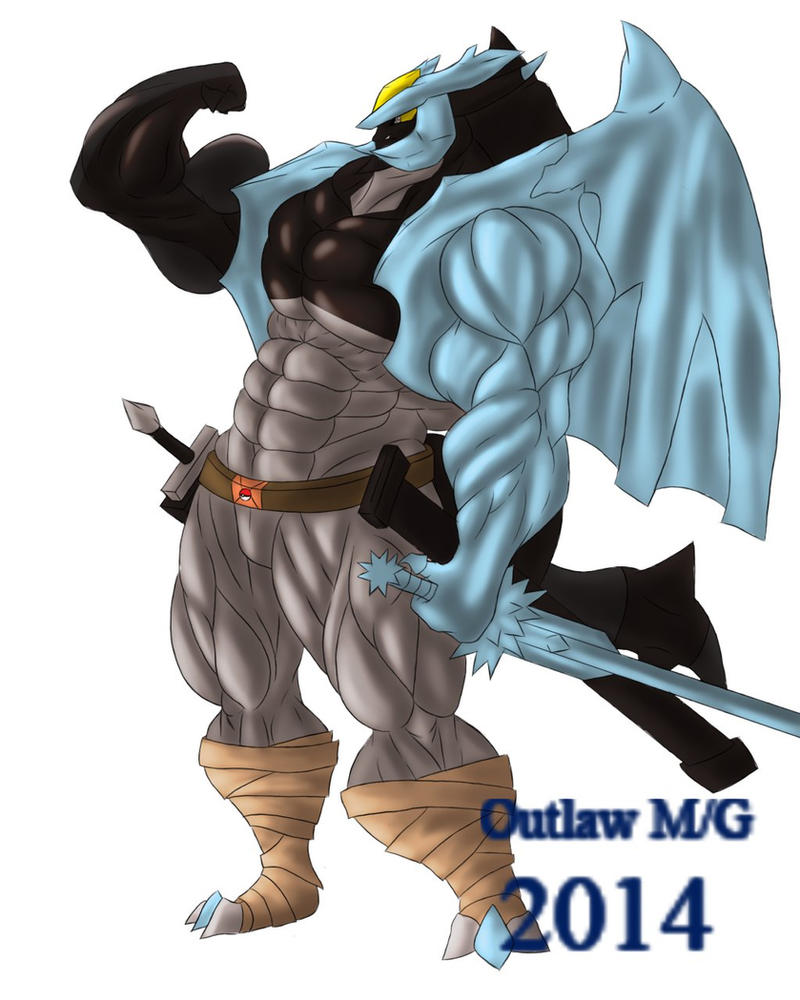 AkeKyu by outlawmonkey by AkelaLycan