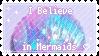 Mermaids Stamp by VeryKitty