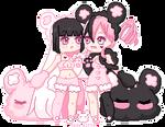 [C] Mya and Nya
