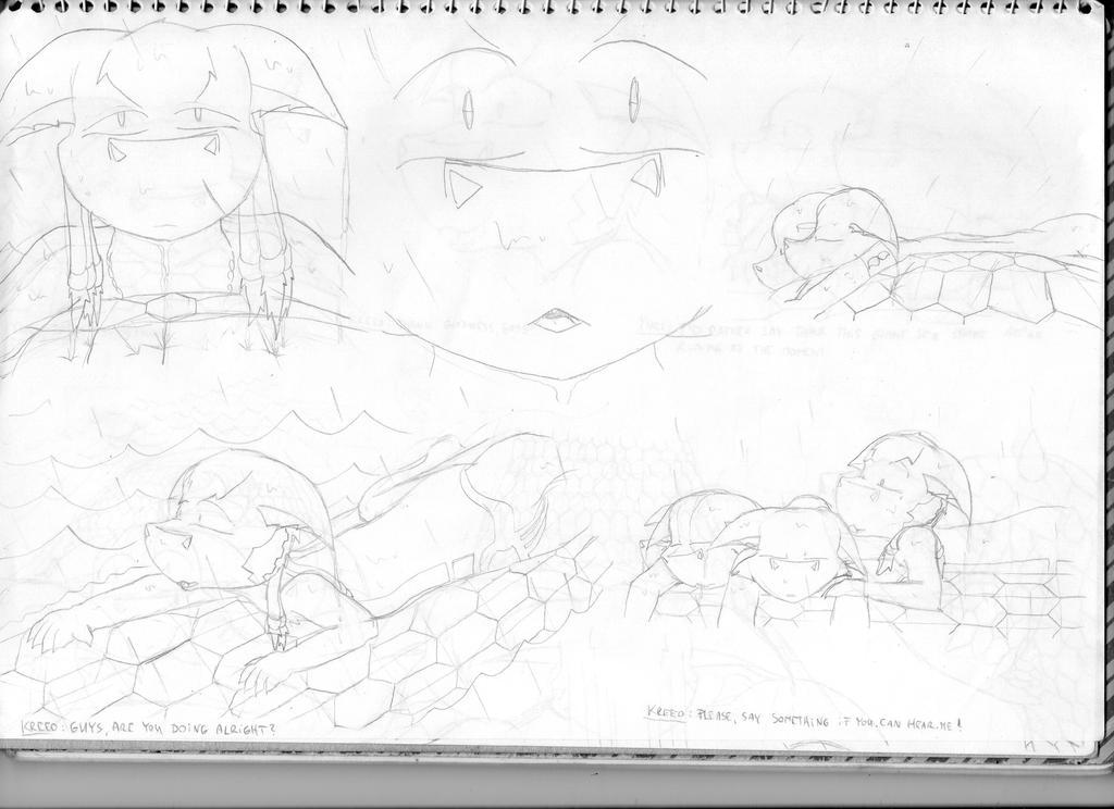 Antino: Chapter 1, pg 171 (sketch) by Niznize