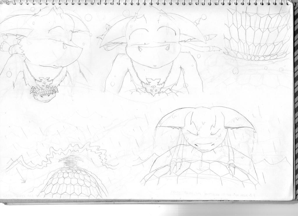 Antino: Chapter 1, pg 170 (sketch) by Niznize