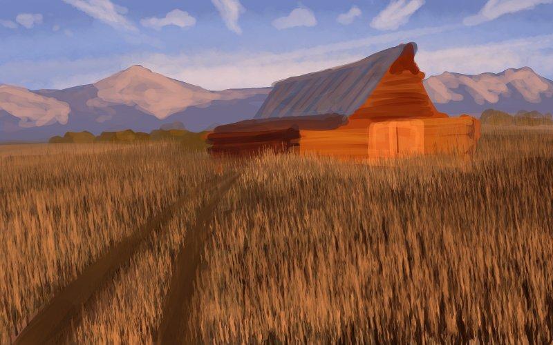 Moulton barn by sticmann