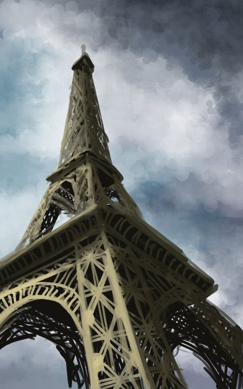 La Tour Eiffel by sticmann