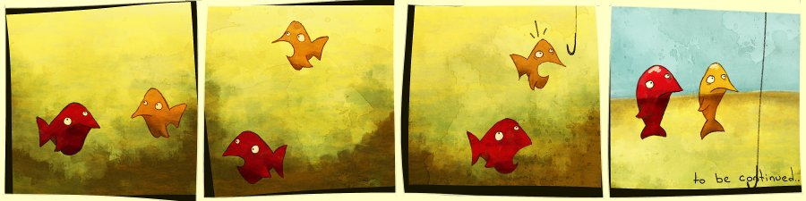 the fishes: part 2 by sticmann