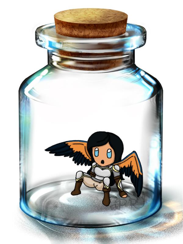 Starr in a Bottle