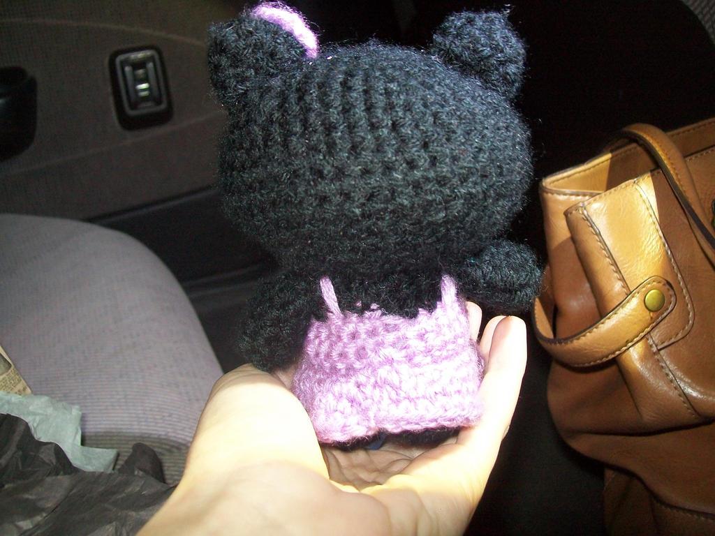 Hello Kitty Back