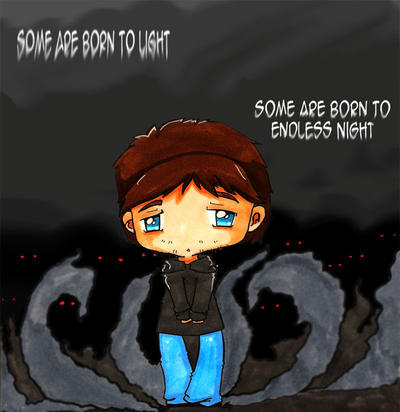 AW: those of endless night by Sunchildkate