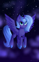 little nightly princess by Imbirgiana