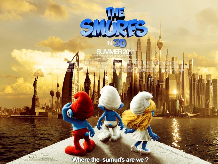 the smurfs 2011 - photo #11