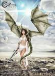 Drachenlady