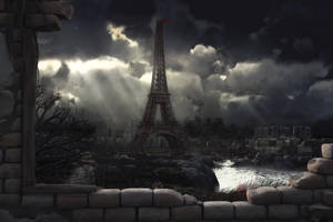 Paris 2048 by EntART3t
