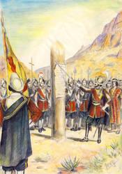Founding of La Paz by Isabella-Iskandaryan