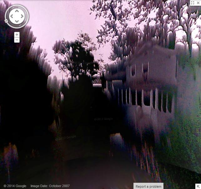 Google Maps Has A Haunted Map by Creepypasta81691 on DeviantArt