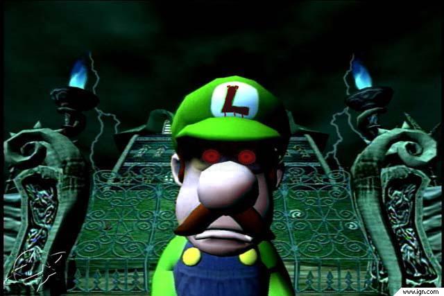Luigis Mansion Beta Creepypasta By Creepypasta81691 On