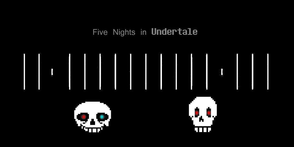 Five Nights in Undertale Teaser (Fan Made) by Creepypasta81691